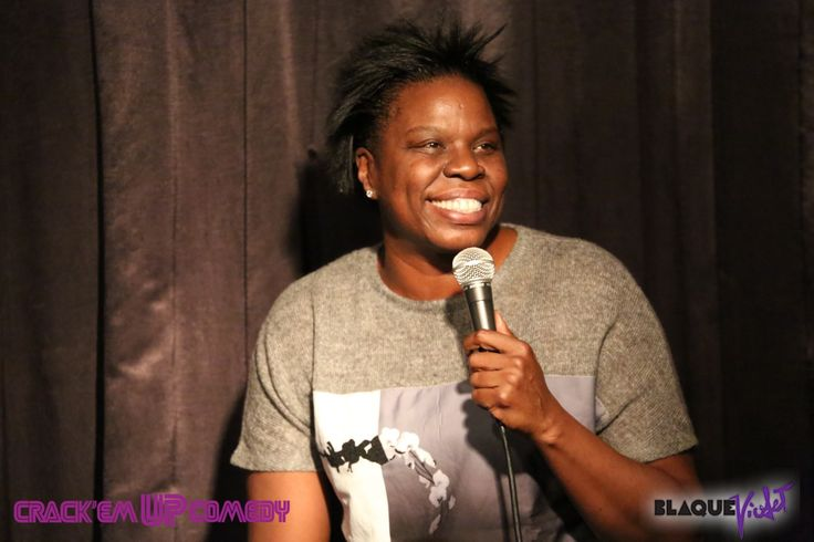 BET Awards are coming up and guess who's hosting? That's right Leslie Jones from SNL. She stopped by to workout some of her material at Crack 'Em Up Thursday's on June 15, 2…
