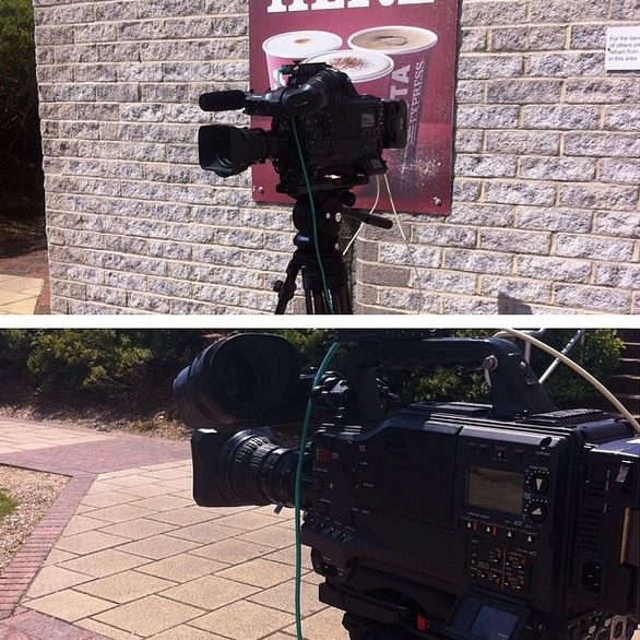 We have a live stream of our bees nesting on BEE-U campus! visit buzz.bournemouth.ac.uk to watch! #buzz #bournemouth #news