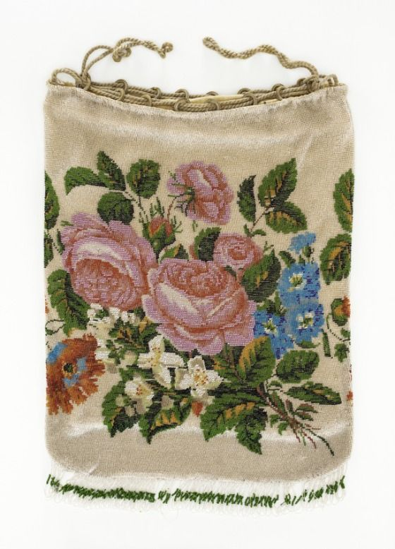 Woman's Reticule. United States, circa 1915   LACMA Collections