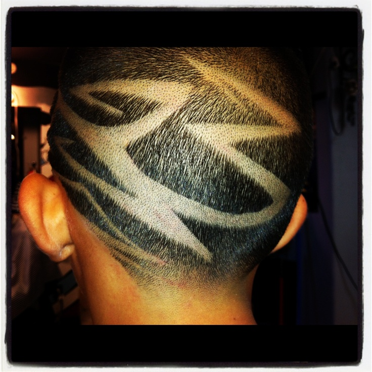 84 best images about the cuttery on pinterest for Tattoo hair line