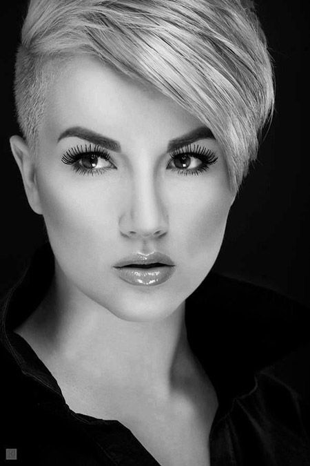 15 Short Undercut Hairstyles | 2013 Short Haircut for Women