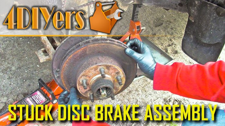 Everything you need to know about stuck disc brakes