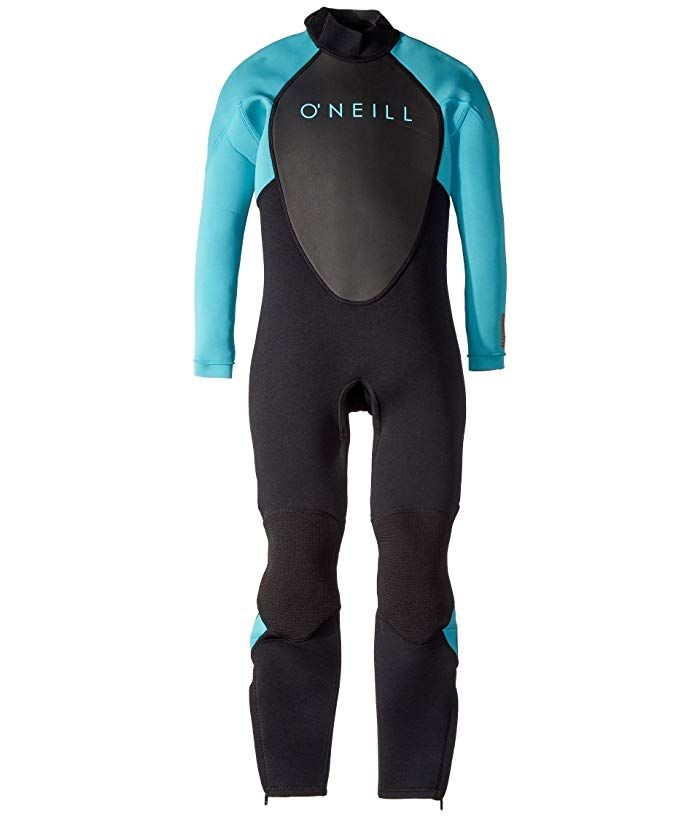 O Neill Kids Reactor Ii Back Zip Full Wetsuit Big Kids At Zappos Com Big Kids Wetsuit One Piece