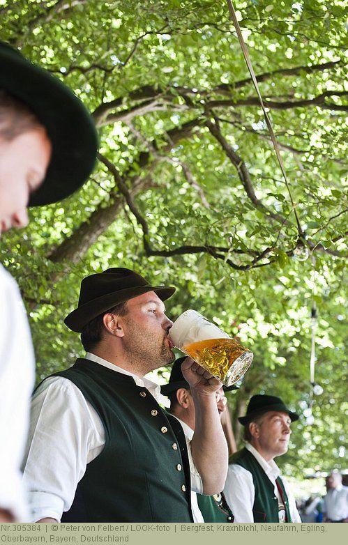 Bergfest, Kraxnbichl, Neufahrn, Egling, Oberbayern, Bayern, Deutschland