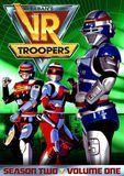 VR Troopers: Season Two, Vol. 1 [3 Discs] [DVD]