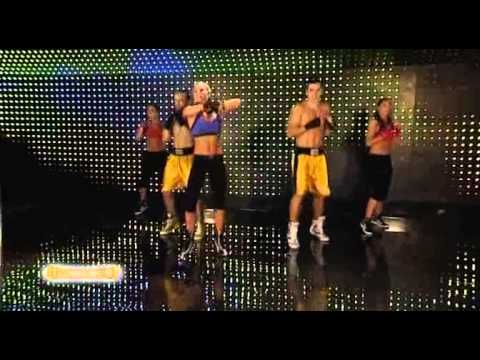 Clubland The workout of your life with Deanne Berry фитнес, танцы, 2010 - YouTube