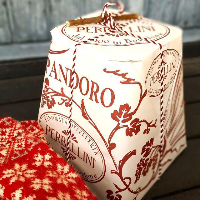 """""""Pattern Baked Christmas"""" (Photo: Katja K.) ⎮ recyclie.blogspot.fi #perbellini #signoradelizia"""