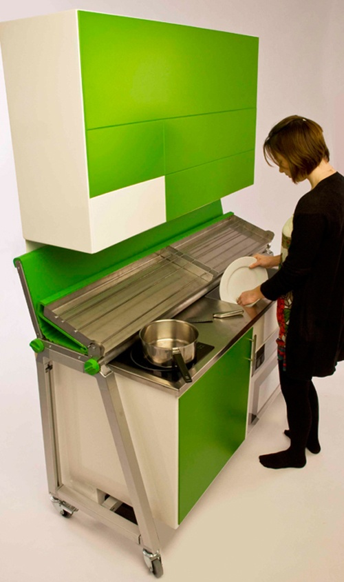 Charming Modular Kitchen