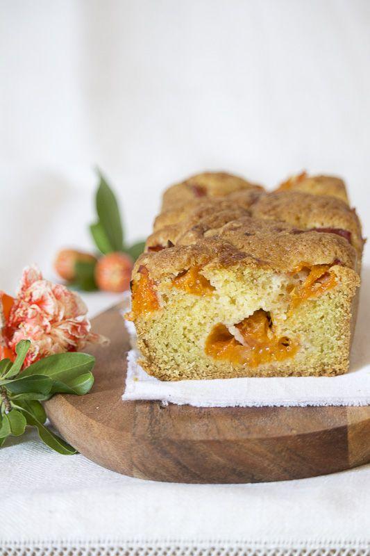 cake con le albicocche - apricot cake