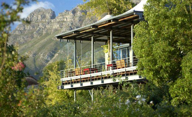Fine Dining at #Tokara Vineyards in Cape Town