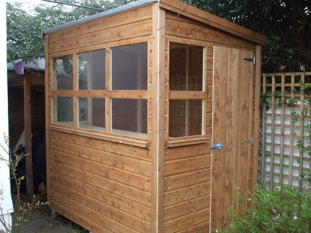 Garden Sheds Ireland - Timber Sheds Dublin and Wooden Sheds for Sale Online Potting Sheds
