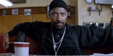 "Great Character: Alonzo Harris (""Training Day"")Denzel Washington"