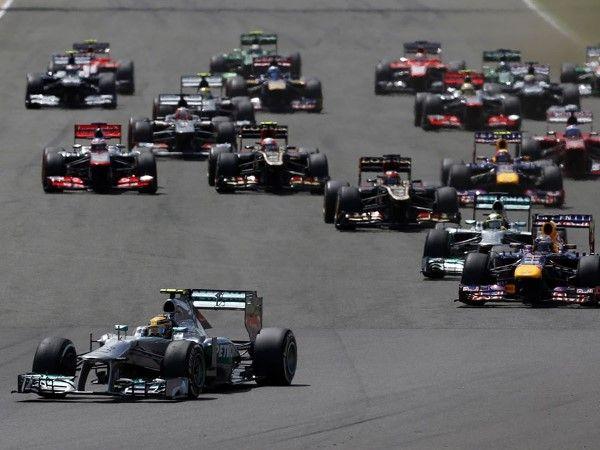 GP Inggris 2013