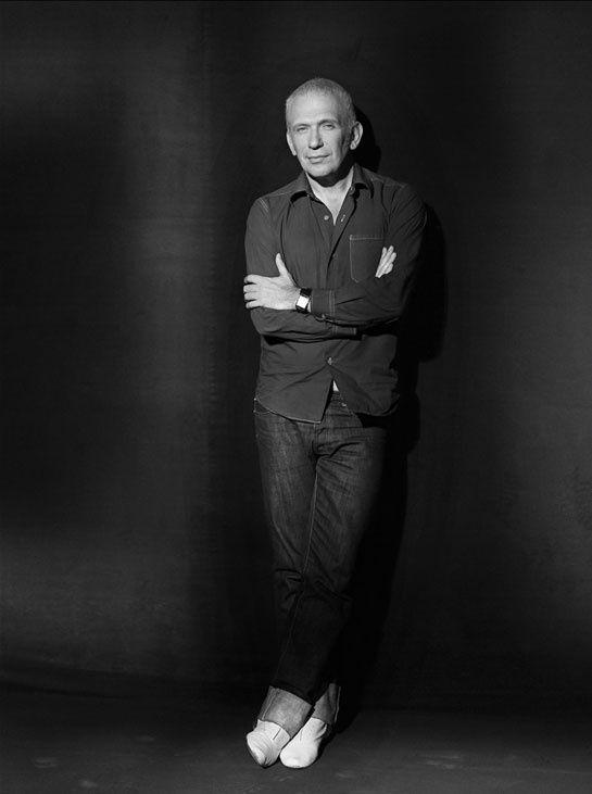 Jean Paul Gaultier at the Grand Palais