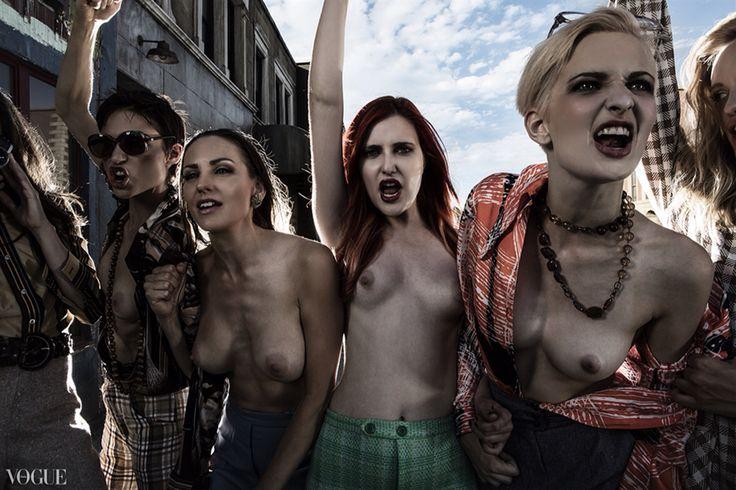 Photography|BJ Formento for Vogue Italia
