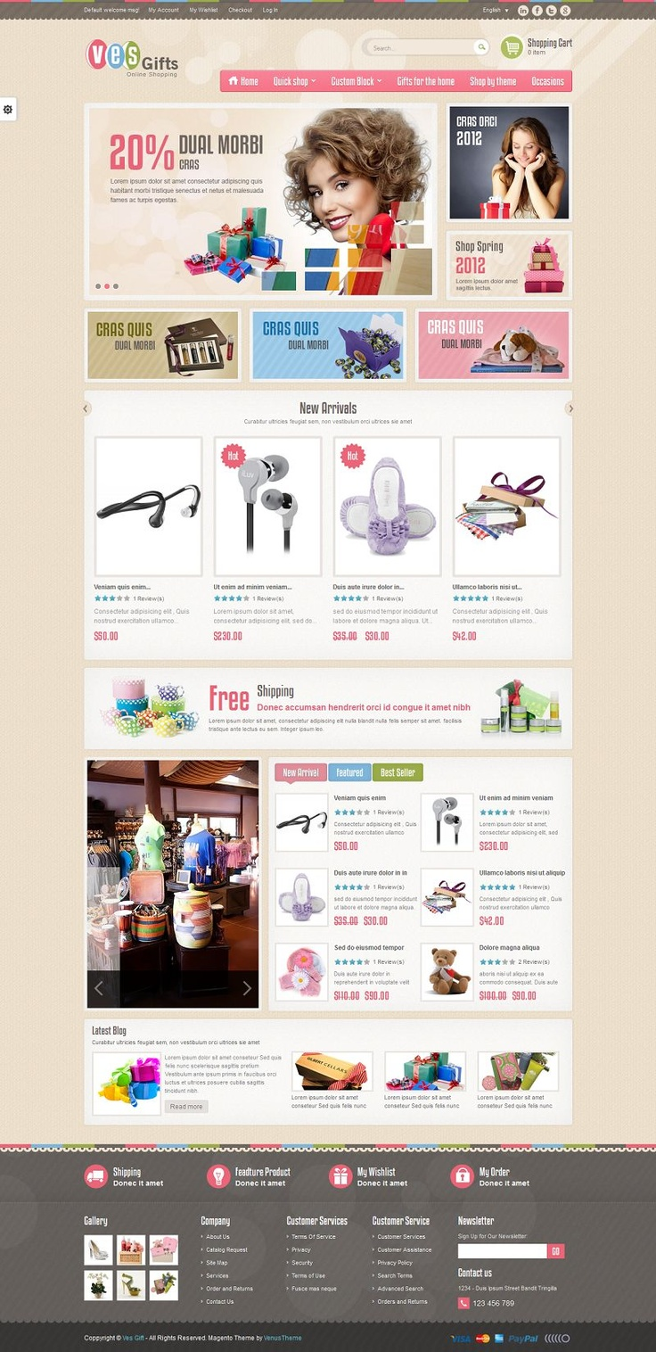 66 best Magento Inspiration images on Pinterest | Apps, Design and ...