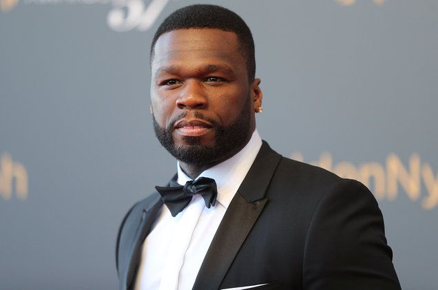 50 Cent to Helm 3 New Shows on Starz | Billboard