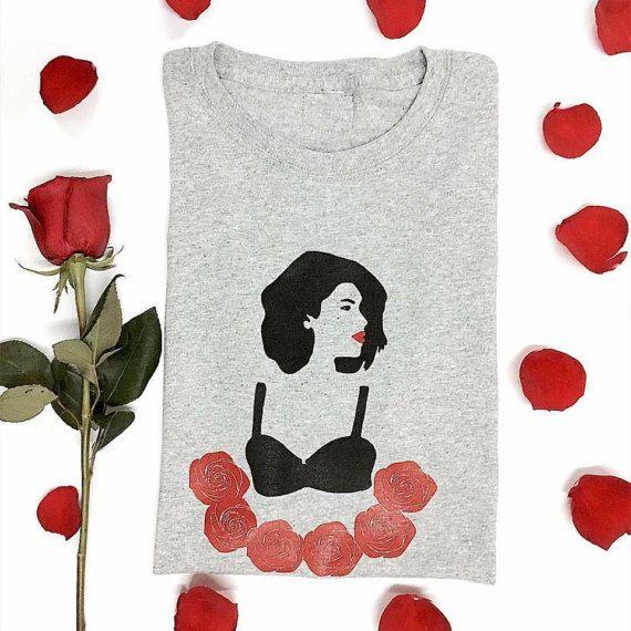 Como la Flor Selena Quintanilla T-shirt