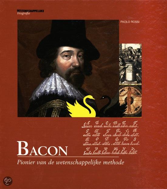 Francis Bacon (1561-1626), staatsman, filosoof, wetenschapper en essayist, is een van de grondleggers van de moderne natuurwetenschap. Hij is een empirist: wetenschap is geen kwestie van geloof of gezag, en al helemaal niet van magie of andere vormen van bijgeloof, maar van feiten en experimenten. Doel: de kennis der natuur en het welzijn van de mensheid.