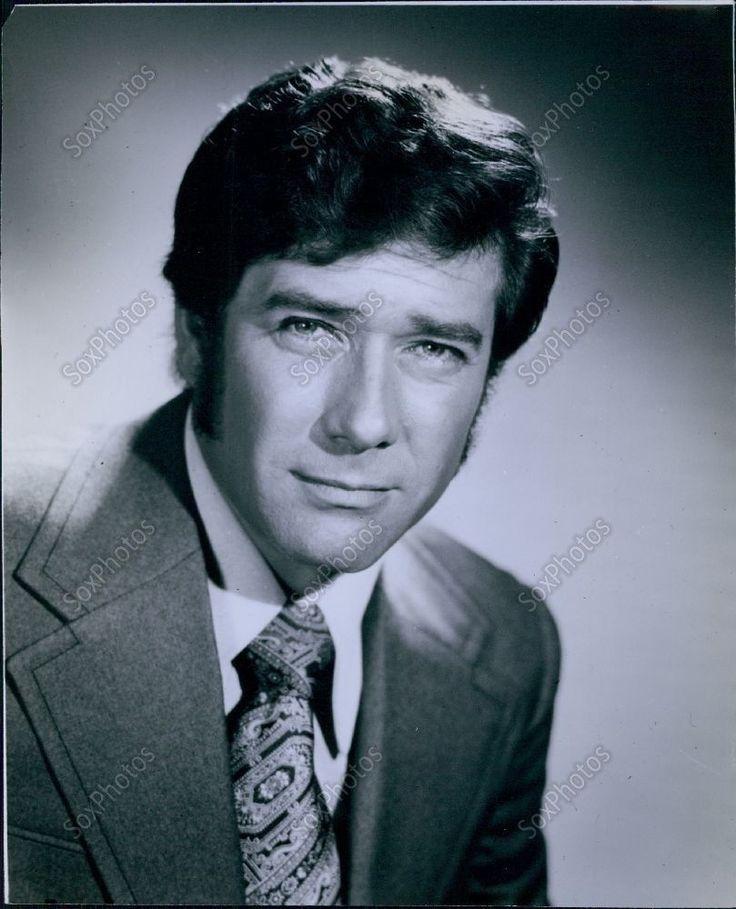 LY8 Orginal Photo 1970's ROBERT FULLER Handsome Actor Emergency TV Series