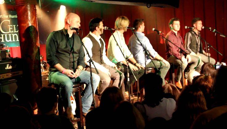 "Celtic Thunder @ Sullivan Hall, hurricane Sandy benefit concert 12-3-2012 "" Ireland's Call"""