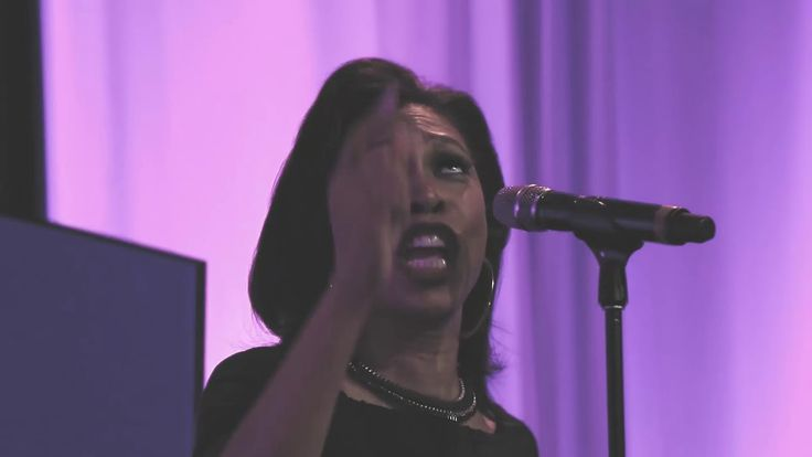 """Samson - April Nevels, The Potters House """"Nothing to Lose"""" (LIVE PERFORM..."""