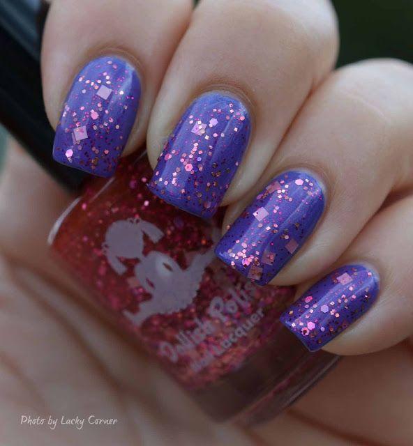Dollish Polish - A Peachy Princess