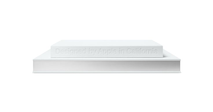It's no iPod, no iMac or iPhone – Apple's latest product is a book. To put the unique Apple design perfectly in the spotlight, the book also was printed on Scheufelen's heaven 42.