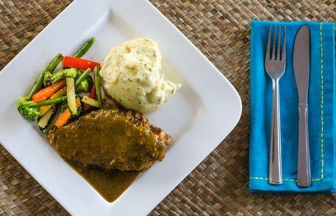 Harissa Grilled Chicken – FreshMenu