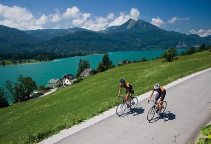 Eindeloos veel mountainbike routes!