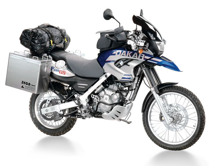#BMW F650GS DAKAR #Repin Thanks http://wp.me/p291tj-9Z This is something like my bike when it had all the gear on.