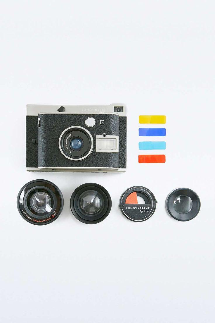 Lomography Lomo'Instant Montenegro Instant Camera