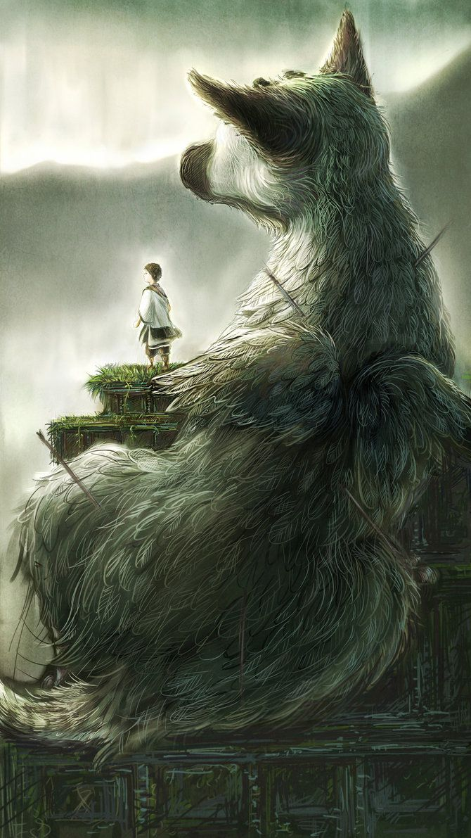 The Last Guardian (By Her Ming Hsu Yen)