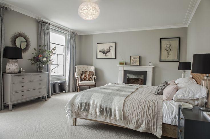 SOFT GREY BEDROOM