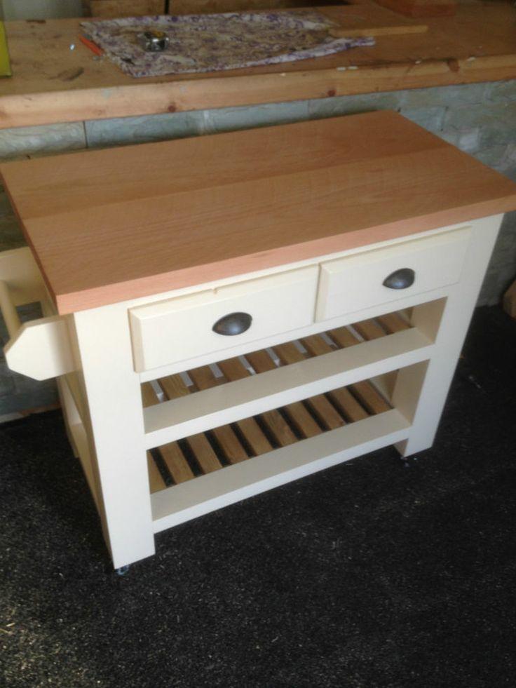 Butcher block kitchen rustic furniture and butcher blocks on