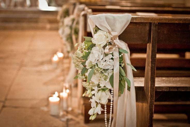 Umbria wedding, allestimento