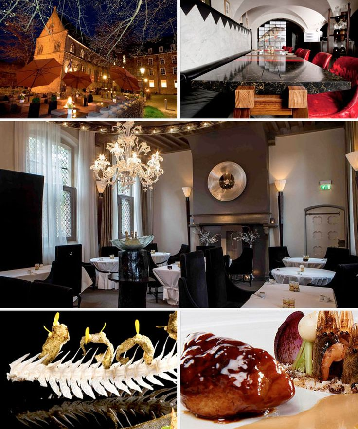 Michelin Star Restaurants that Shine in Holland