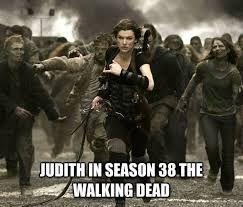 Image result for walking dead carol meme