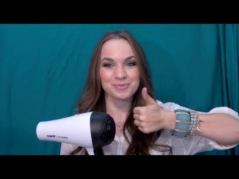 Give yourself a blowout like a Pro. How to choose your hair dryer, review from a cute chick :)