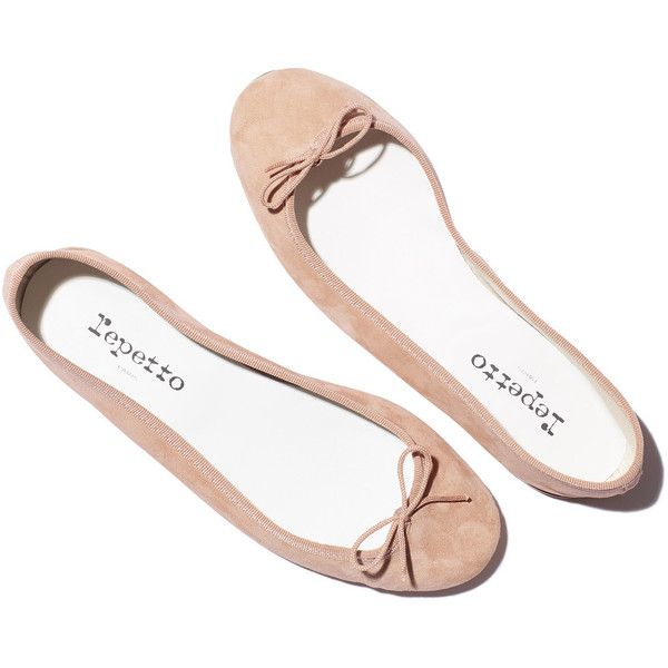 Repetto Cendrillon Ballet Flat Goop ❤ liked on Polyvore featuring shoes, flats, ballet flats, ballet pumps, ballerina flat shoes, skimmer shoes and flat ballet pumps