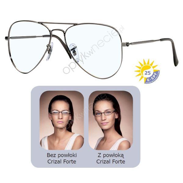 #RayBan okulary korekcyjne:: #AVIATOR rb 6049 szkła korekcyjne z antyrefleksem