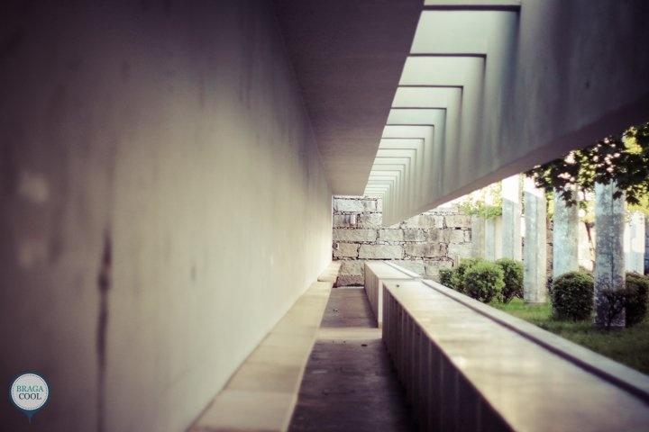 Arquitetura num Braga Cool Affair - Mercado Cultura do Carandá