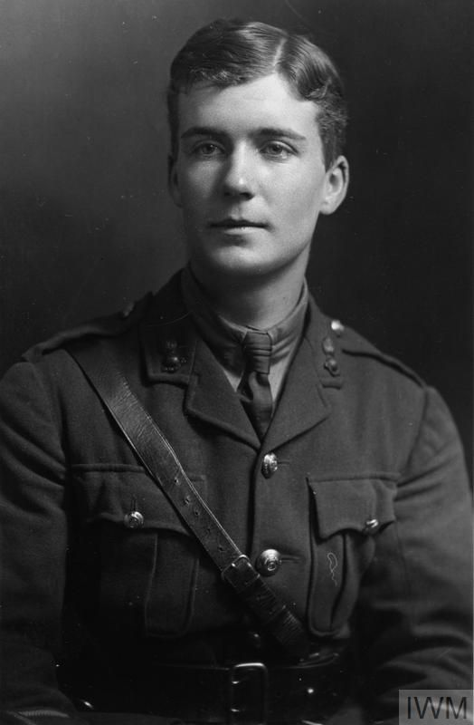 WWI, 26 August 1917, Lt Osmaston was killed in action, aged 20, Western Front. Lt Osmaston, from Pachmarhi, Central Provinces, India, was educated in England at United Services College, Bognor, St George's School, Harpenden and the Royal Military Academy, Woolwich (where he was awarded the King's Gold Medal). Lt Osmaston received his commission on 28 July 1915 and subsequently served on the Western Front, where he was wounded in 1916 and awarded the Military Cross. © IWM (HU 93504)