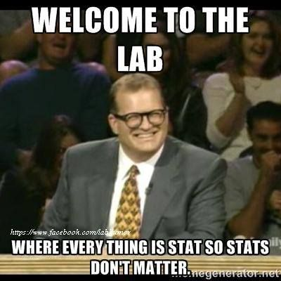 Lab exam quotes