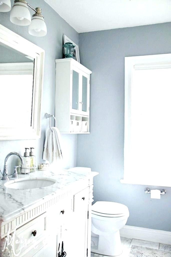 Hot Bathroom Colors 2018 In 2020 With Images Small Bathroom Colors Bathroom Design Small Small Space Bathroom Design