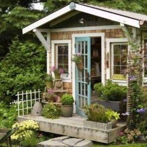 31 best Garden Shed Designs images on Pinterest Sheds