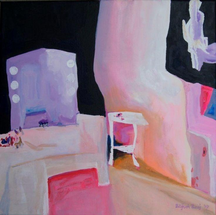 """All that she wants"" original abstract painting by Bozena Zajiczek-Panus #abstract #contemporaryart #modernart #artlovers #fashion #decor"