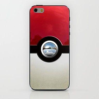 iPhone+6+-+Back+Cover+-+Grafisch/Gemengde+Kleur/Speciaal+Design+(+Multi-kleur+,+Polycarbonaat+)+–+EUR+€+2.87
