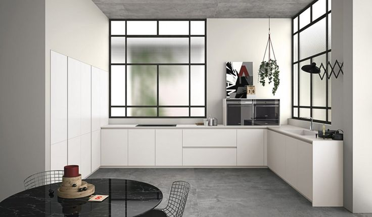 Mobili per cucina: Cucina Aspen [f] da Doimo Cucine