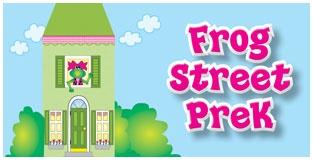Frog Street Pre-K Curriculum